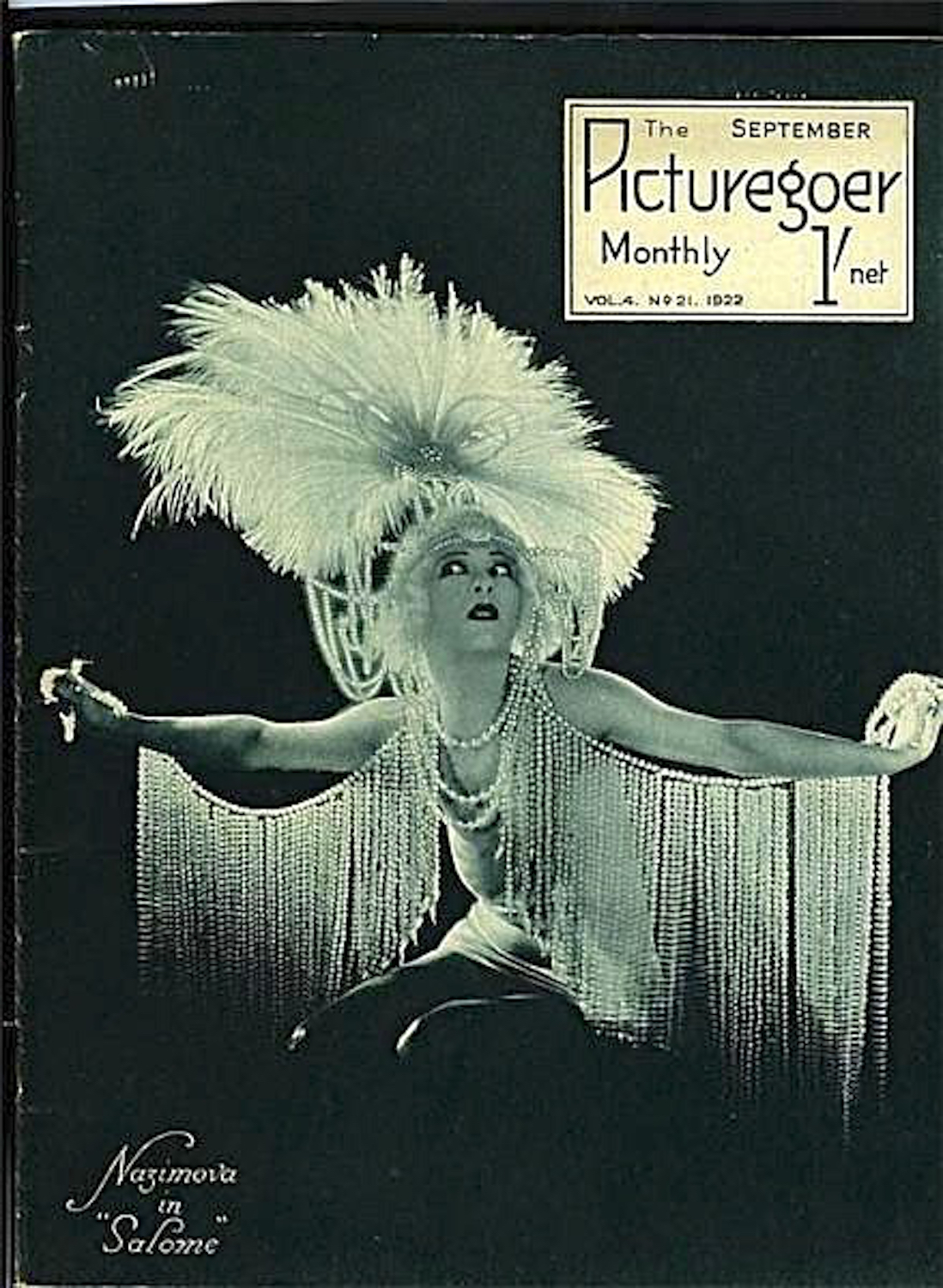 Picturing Natacha Rambova: Design and Celebrity Performance in the 1920s