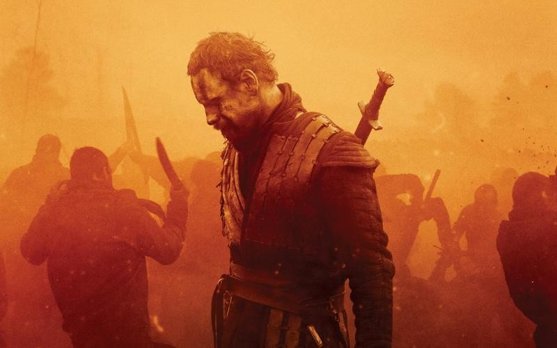 Figure 5 Red-filtered image of Macbeth