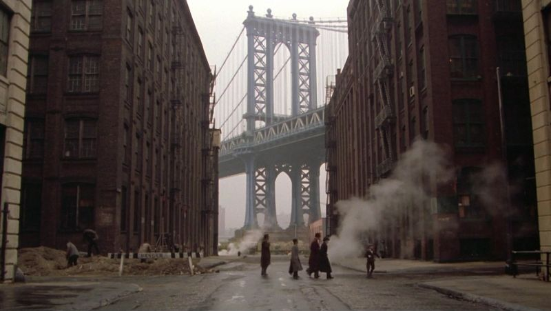 Once Upon a Time in America (Leone 1984)