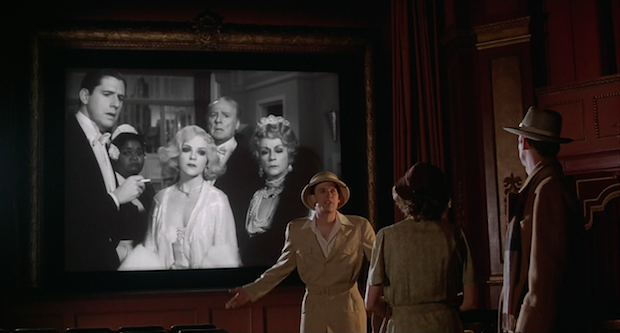 Purple Rose of Cairo (Allen 1985)